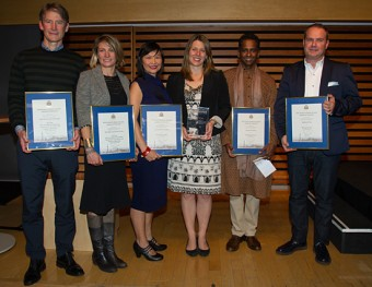 2014 Toronto Book Awards - Finalists